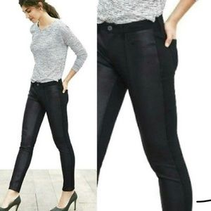Banana Republic Sloan Front Faux Leather Pants